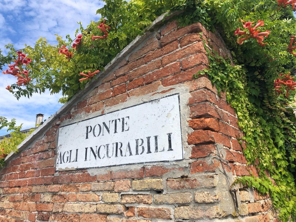 Ponte agli Incurabili, Dorsoduro, Venezia - July 2020 www.educated-traveller.com