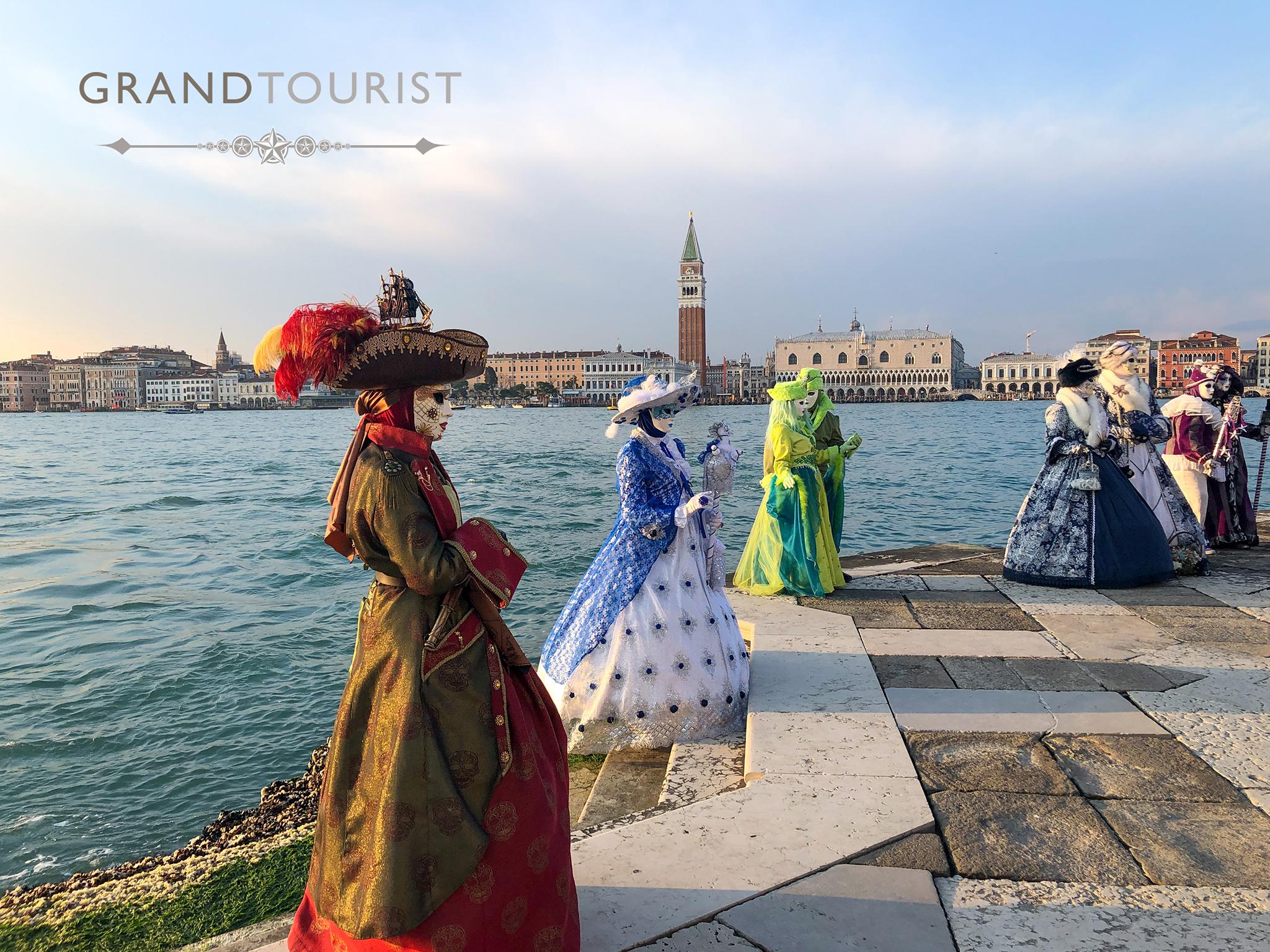 Venice - Carnival Ladies - February 2020