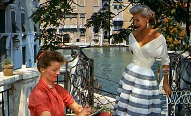 Summertime (1955) starring Katharine Hepburn, directed by David Lean