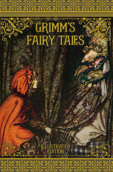 Grimm's Fairy Tales - illustrated edition from Barnes & Noble, USA