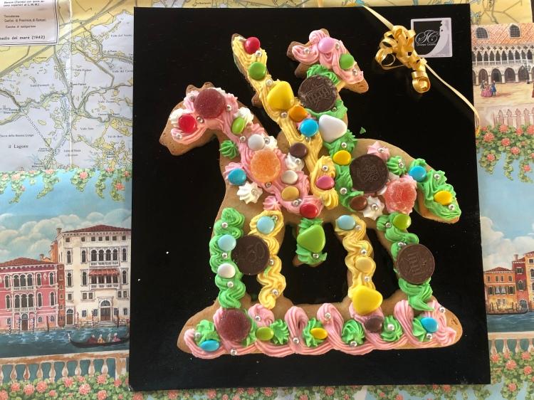 Festa di San Martino - delicious treats for children