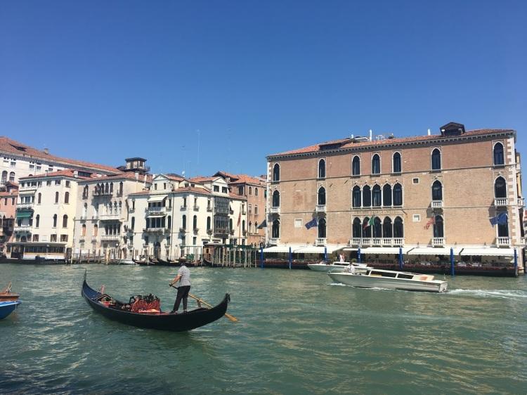 Venice - quintessential Venice where land meets sea www.educated-traveller.com