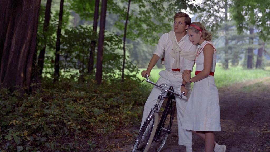 Film - Il Giardino dei Finzi Contini (1971) - still