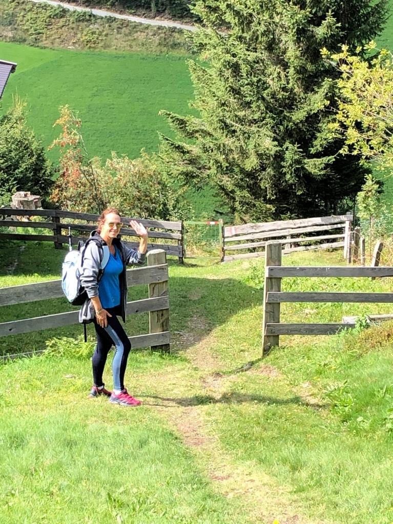 Tyrol Rosie - our correspondent in Austria