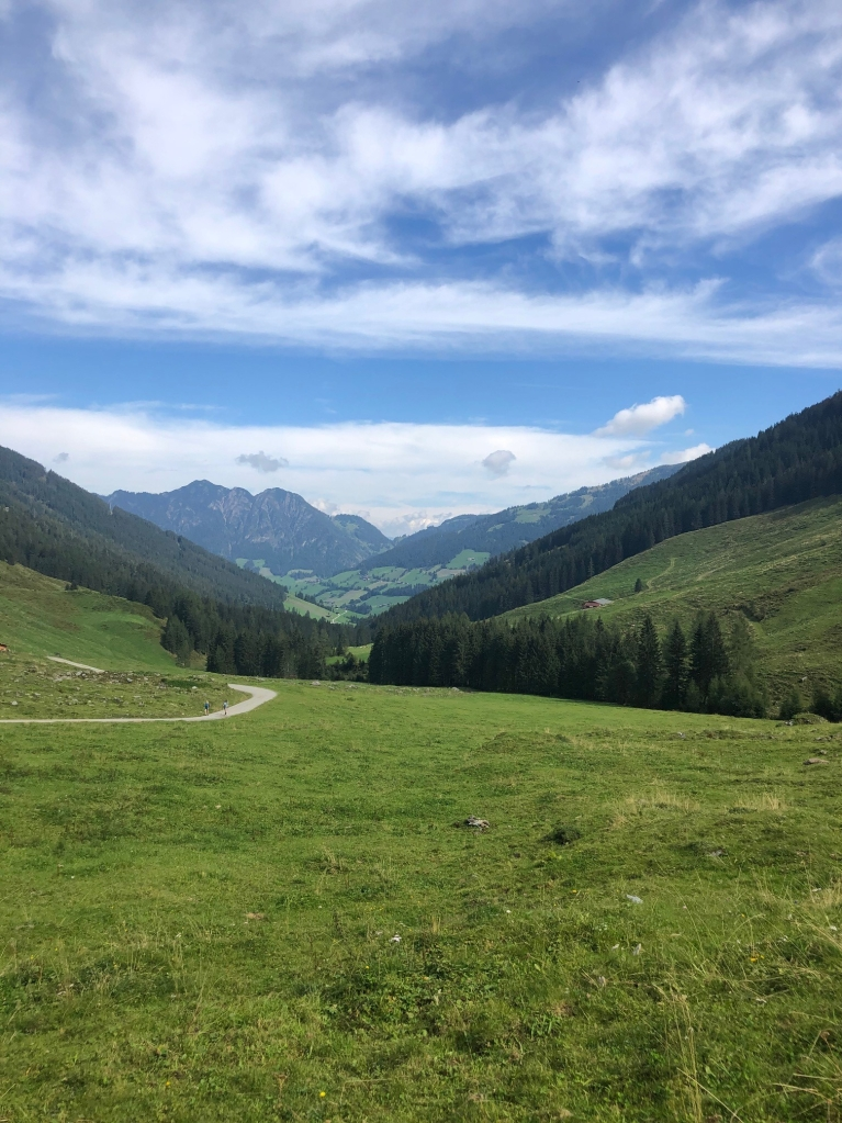 Tyrol, Austria - superb scenery - September 2020