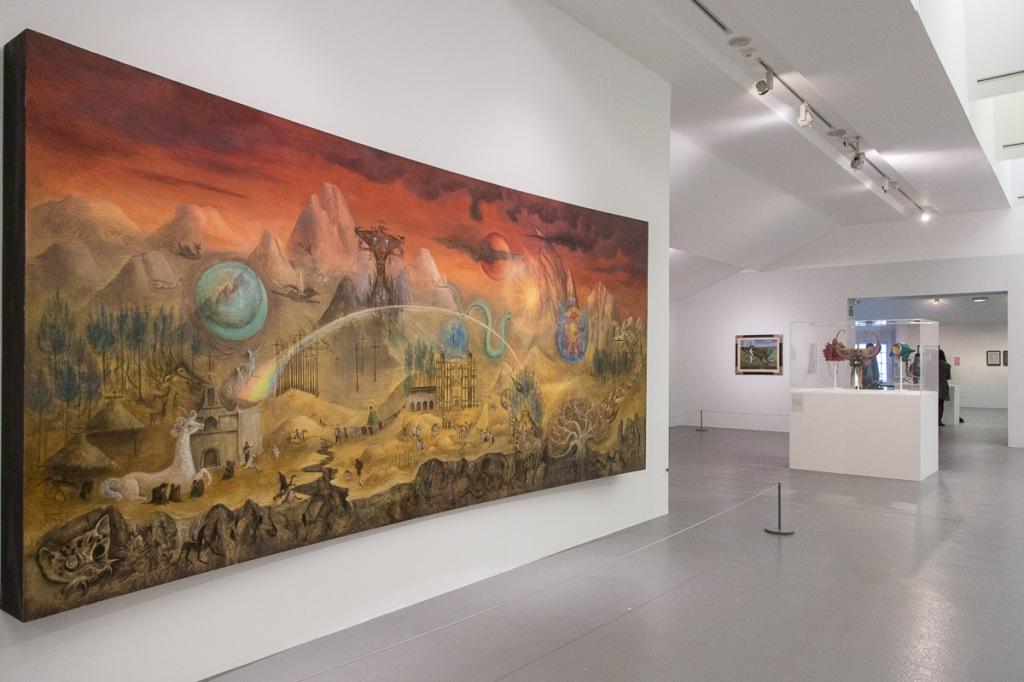 Leonora Carrington - Magical World of the Maya