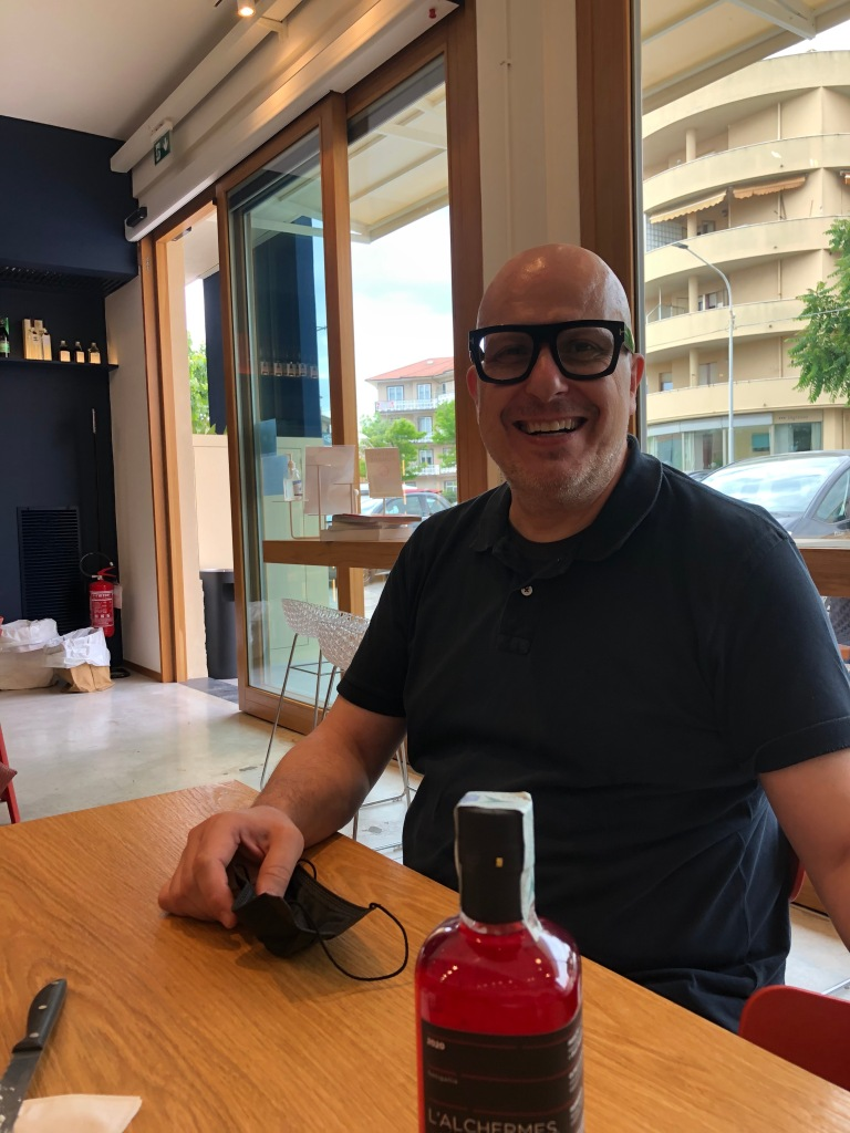 Paolo Brunelli - Master Gelatiere