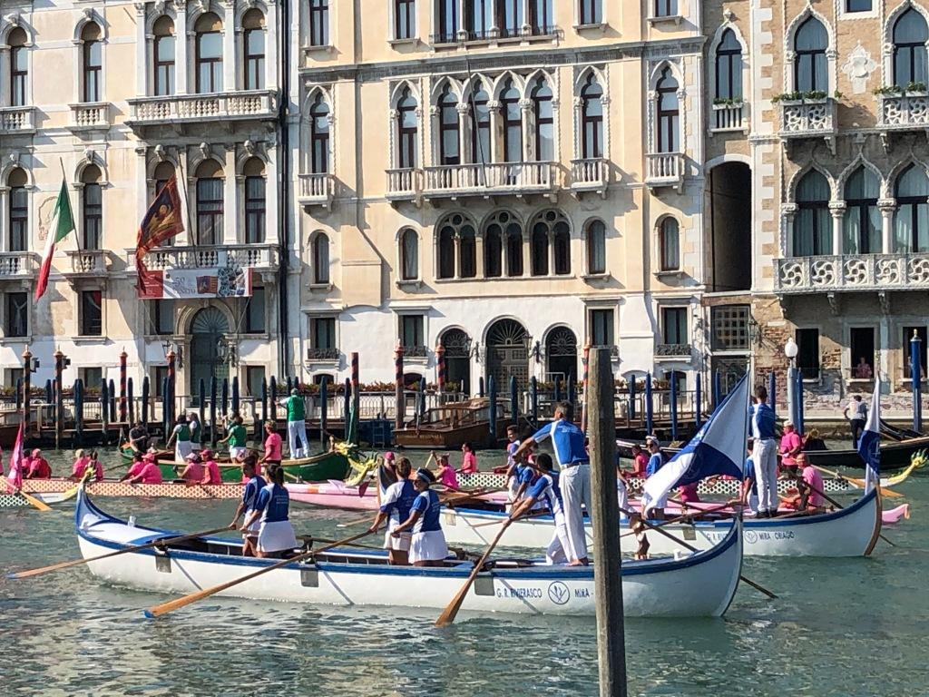 Regata Storica - Venezia - September, 2020